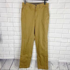 Sonoma Men's khaki Flexwear Pants 30 x 32